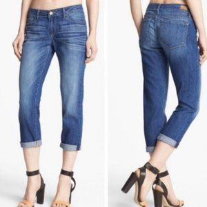 PAIGE DENIM James Crop Jeans Aero Wash 29
